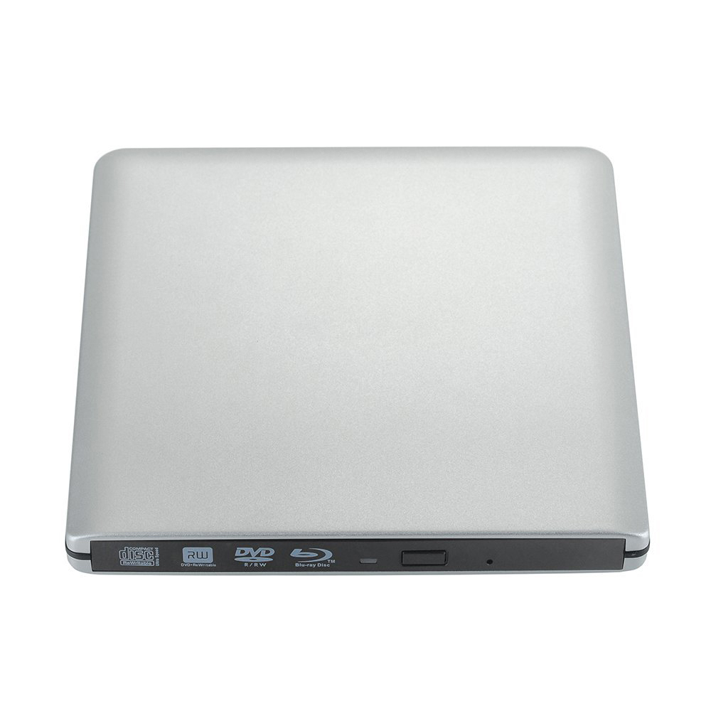 Blu-ray BD-RW / DVD-RW External USB 3.0 Apple MacBook, MacBook Pro, for other laptop / desktop with MacBook Air or USB port dvd и blu ray плееры