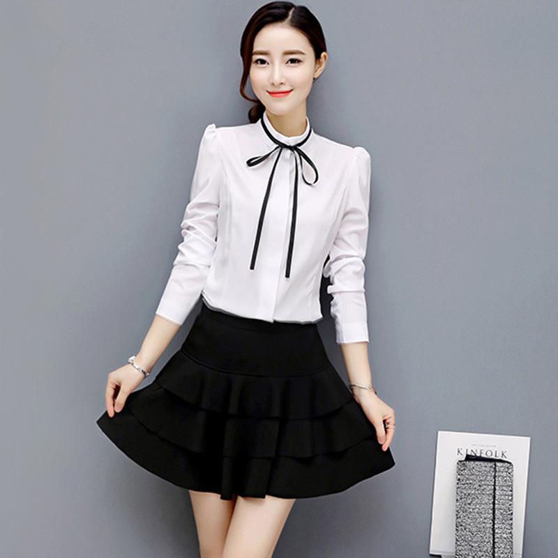 HTB1LK1YRXXXXXagXVXXq6xXFXXXr - A-Line Style Girls Black Skirts PTC 160