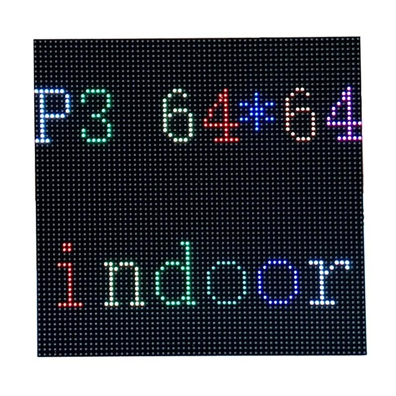 P3 SMD Bağlı rgb başlıqlı ekran modulu 192 * 192mm 64 * 64 - İşıqlandırma aksesuarları - Fotoqrafiya 3