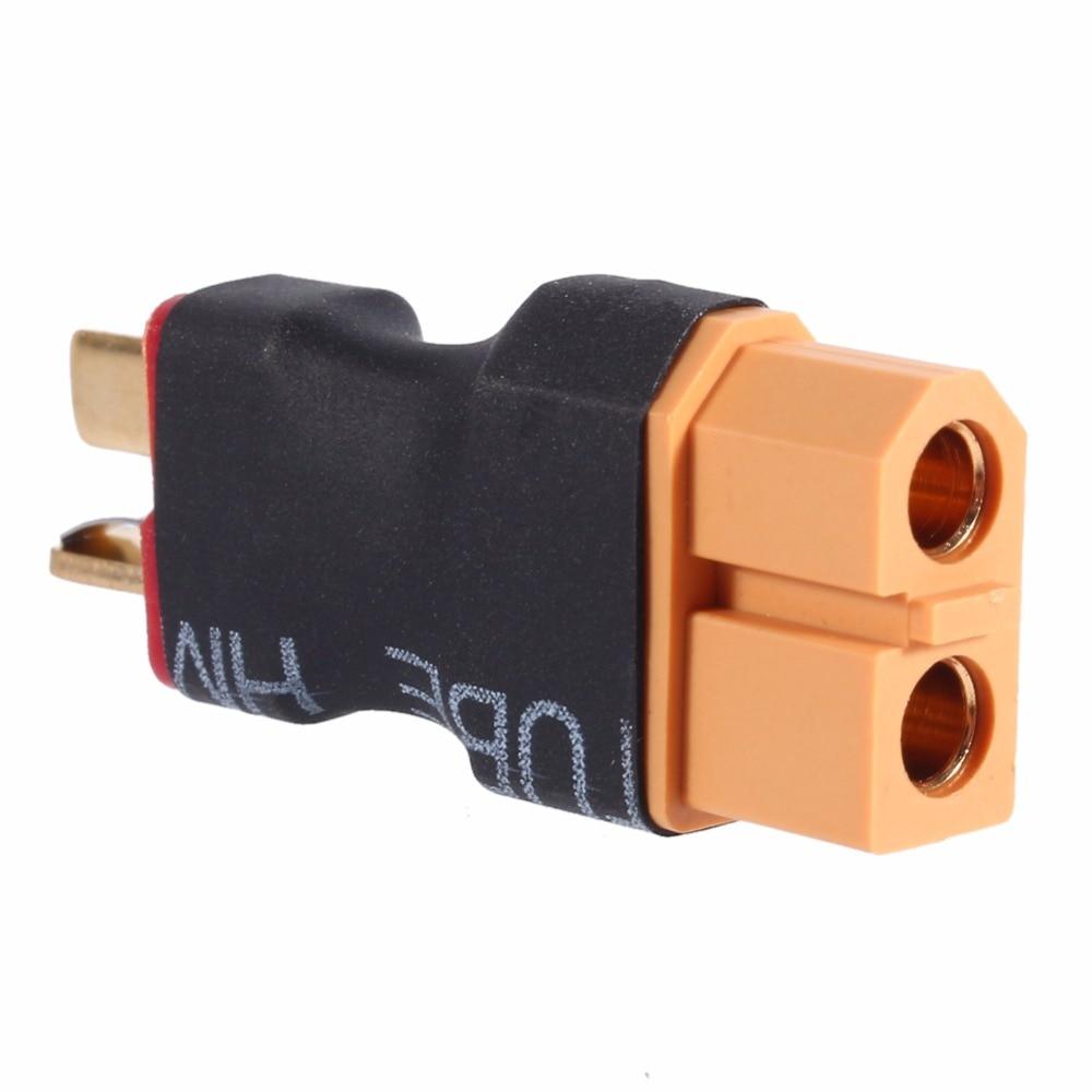 New XT60 Female To Male T Plug XT60 Connectors Adapters Lipo font b Battery b font