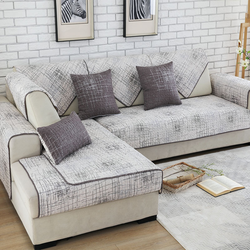 L Shape Sofa Covers For Living Room