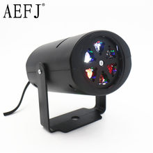 2- mode Laser Projector Lamps LED Stage Light Heart Snow Spider Bowknot Bat Christmas Party Landscape Light Garden Lamp Lighting(China)