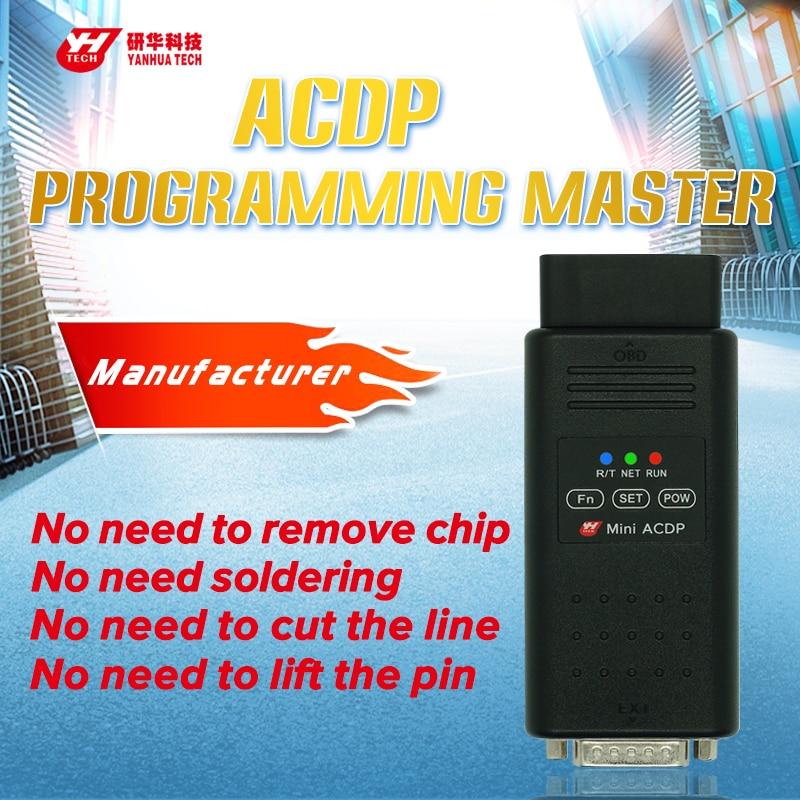 🛒 Yanhua Mini Acdp Programming Mater for BMW Module 4 5 6 7