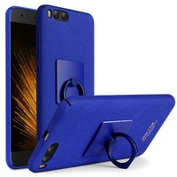 For Xiaomi Mi 6 Hard Cases IMAK Cowboy Shell Ring Grip Stent PC Mobile Cover Case
