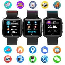bestseller sport smart bracelet support heart rate monitor remote blood pressure oxygen fitness tracker waterproof wearable band
