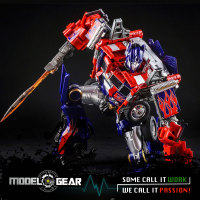 Wei Jiang Weijiang Model Deformation Robot Metal Alloy & ABS Commander M01 Toy Action Figure Transformation Gift