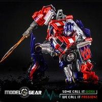 Wei Jiang Weijiang Modelo Deformação Robô De Metal Alloy & ABS Comandante Presente Brinquedo Figura de Ação de Transformação M01