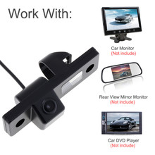 """DC 12V  Waterproof 1/4 """"Color CCD HD Car Rearview Reverse Wide Angle Reverse Backup Camera  for Chevrolet Epica / Lova / Aveo"""
