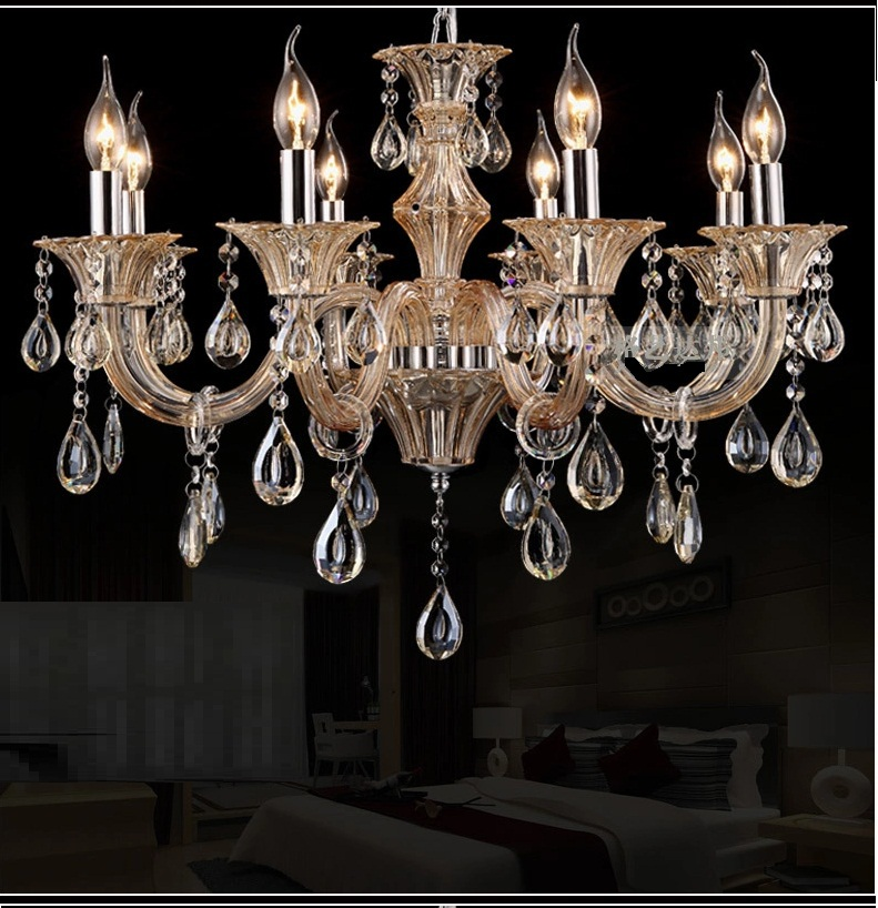 vintage chandelier FREE SHIPPING indoor lighting contemporary crystal chandeliers bedroom chandeliers dining room Chandelier