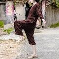 Johnature Women Jumpsuits Vintage Plus Size Women Clothes Vintage 2016 Autumn New Long Sleeve Fashion Loose Casual Jumpsuits