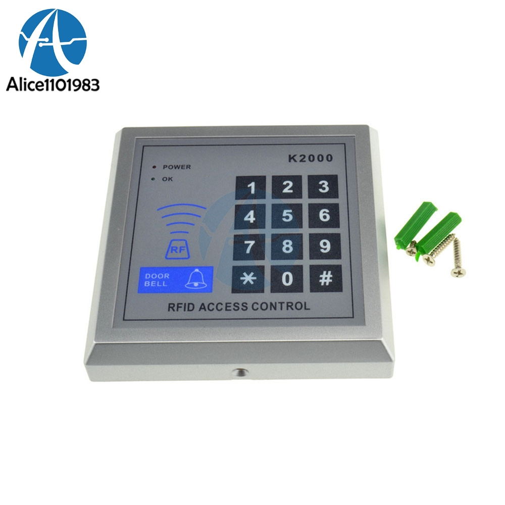 IC System Security EM card RFID Access Controler Door Lock Access Controller <font><b>1000</b></font> User Proximity Entry image