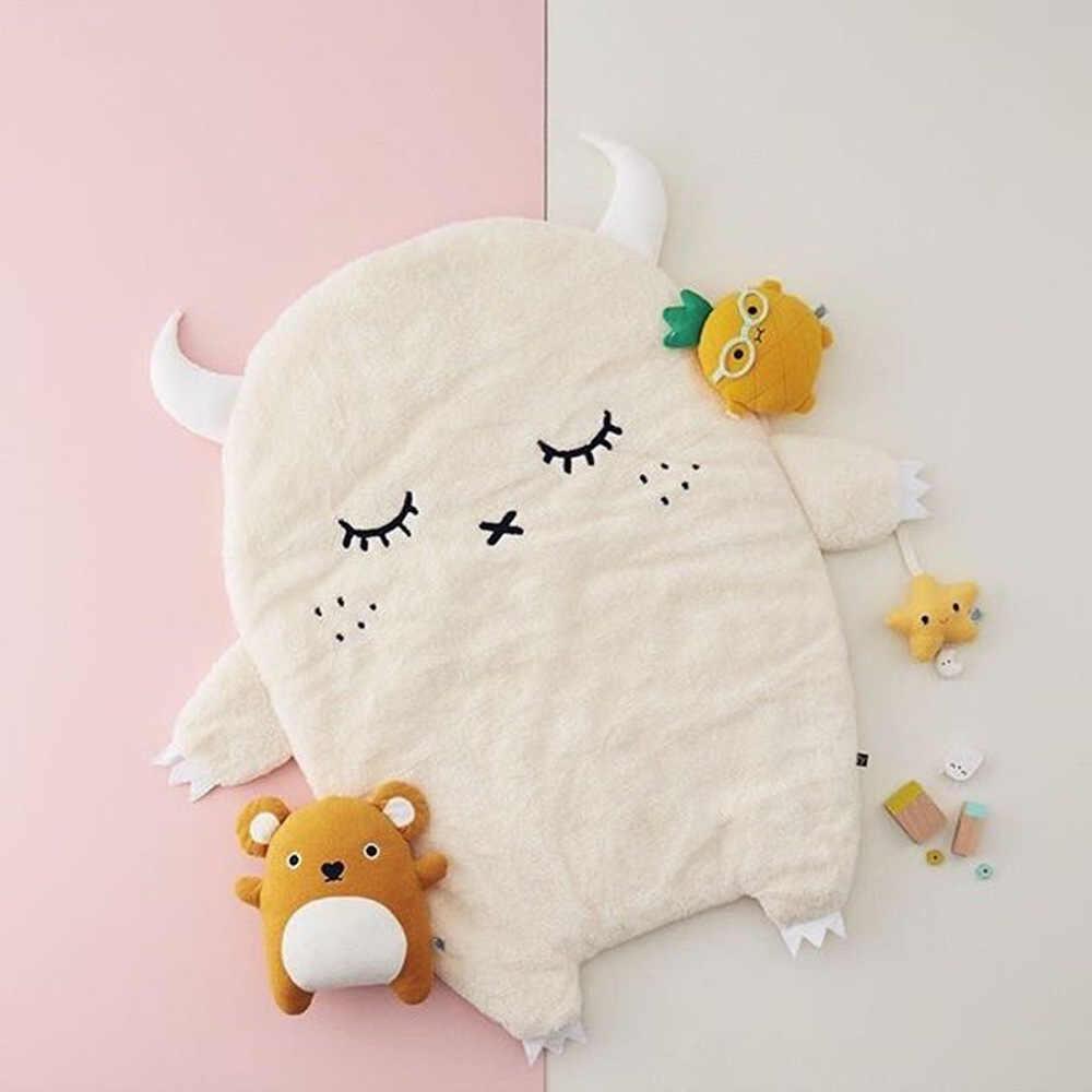 שטן קטן שמיכת תינוקות תינוק מצעים כיסוי bebe מעטפת עגלת לעטוף שטיח תינוק רכב עריסה שמיכת כיסוי