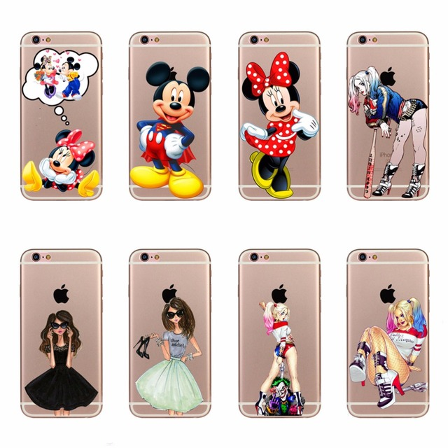 iphone 6 case for girls mickey mouse