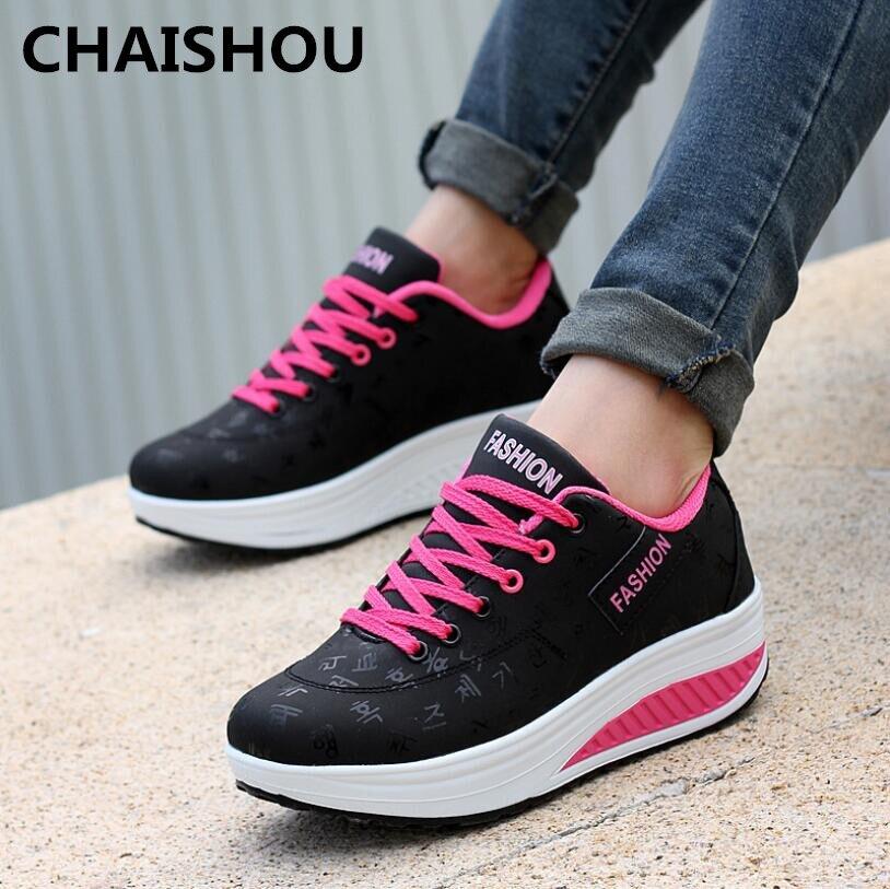 CHAISHOU Women Shoes 2019 Fashion Women