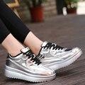 Zplover Luxury Brand Women Shoes Fashion Women Flats PU Leather Formal Shoes Casual Outdoor Walking Women Flats Zapatillas Mujer