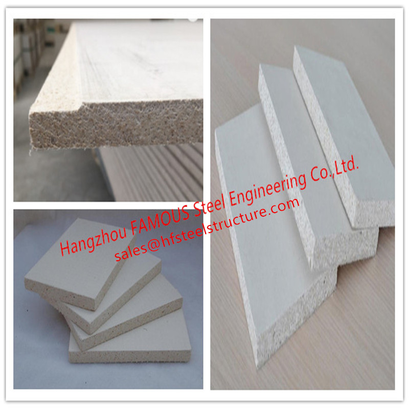 Building Decorative Materials Magnesium Oxide EPS/XPS Sandwich Panel Used For Ceiling/Wall/Floor System