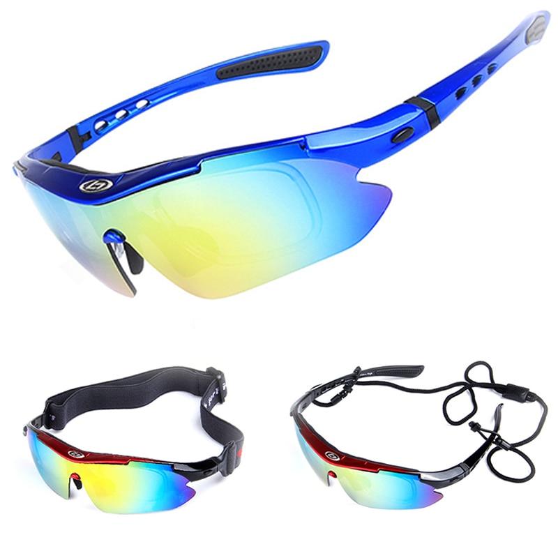 2017 Fashiom Sports Cycling Eyewear Bike Polarized Sunglass Bicycle Fishing Radar EV Sunglasses Ciclismo Occhiali Riding Glasses