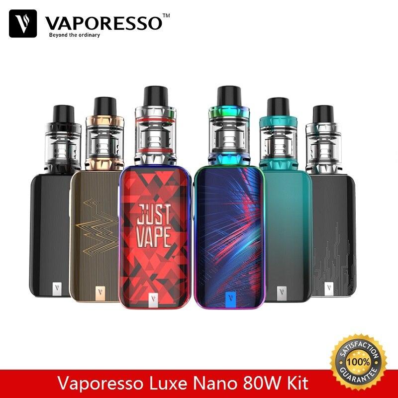 Pre-order Vaporesso Luxe Nano Kit Skrr-S 3.5ml Vape Tank wit