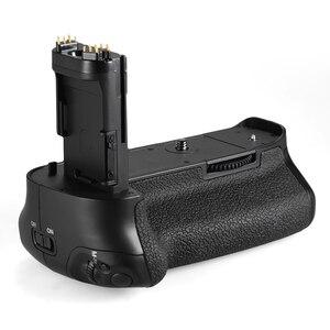 Image 3 - Andoer BG 1W垂直バッテリーグリップホルダー交換用バッテリーキヤノンeos 5D BG E20マークiv用一眼レフカメラ