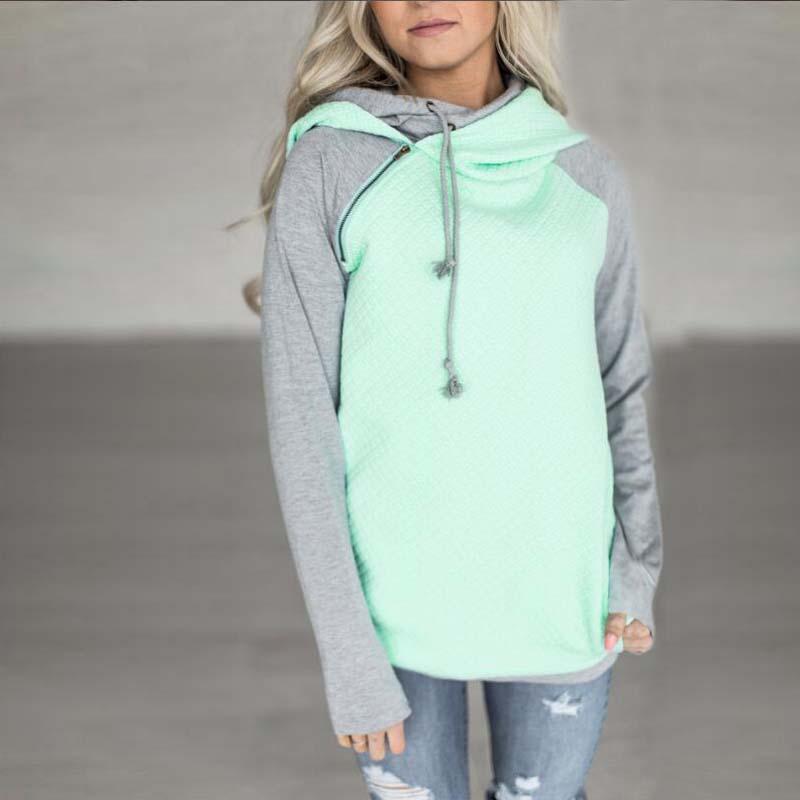Women's Autumn Hoodie Sweatshirt 13
