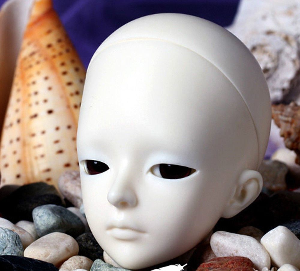 [wamami] AOD 1/4 BJD Dollfie Boy Doll Parts Single Head (Not Include Make-up)~Jia Sha 1 3rd 65cm bjd nude doll bazael bjd sd doll boy include face up not include clothes wig shoes and other access