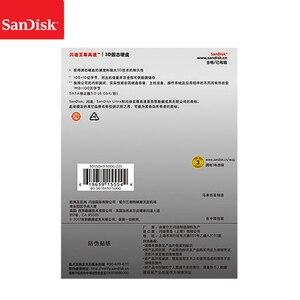 Image 5 - Sandisk ULTRA 3D wewnętrzny półprzewodnikowy 250GB 500GB 1TB 2TB do 560 MB/s dysk twardy SATA wersja 3.0 SSD dla Lapton Desktop