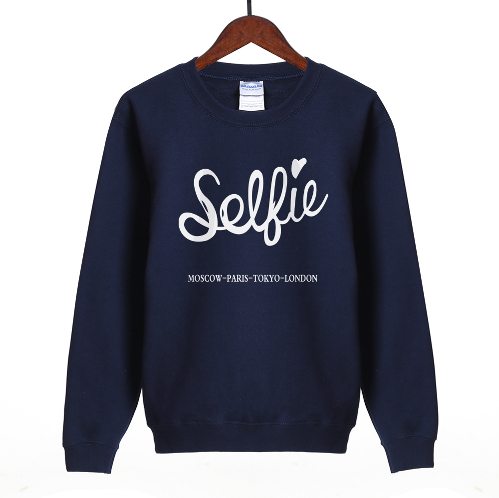 Hot Sale women sweatshirt Moscow Paris Tokyo London letters print hoodies 2019 spring new style kawaii tracksuits cute Pullover