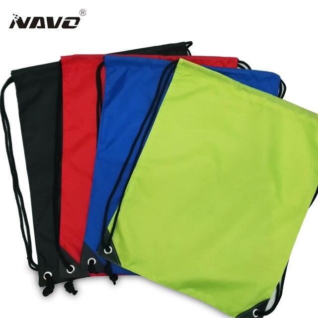 873952c734d5 Women Men Blank Drawstring Bags 37x46cm Cinch Sack Backpack Shopping Bag  School Shoe Bag Solid Travel Backpack Draw String Bags