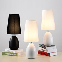 Iron table lamp eye protection room living room bedroom study study reading light bedside modern simple fashion CL1