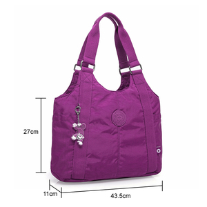 Image 5 - Tegaote Messenger Tas Voor Vrouwen Luxe Designer Portemonnees En Handtas Nylon Top Handvat Tassen Lady Casual Bolsa Feminina Mujer 2020