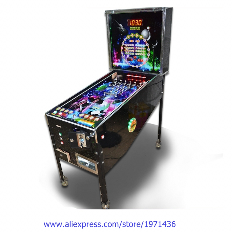 Hot Sale Amusement Equipment Arcade Games Coin Operated Pinball Game Machine baby air hockey coin operated ticket redemption games for play center