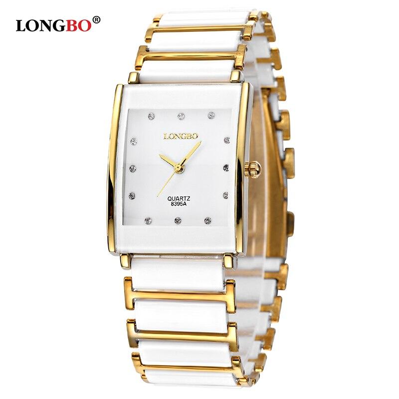 LONGBO Brand Men Women Brief Casual Unique Quartz Wrist Watches Luxury Brand Quartz-watch Relogio Feminino Montre Femme 8395
