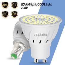E27 Led Lamp 220V E14 Spot Light Bulb High Brightness B22 3W 5W 7W Bombillas GU10 Spotlight MR16 Corn For Home 2835