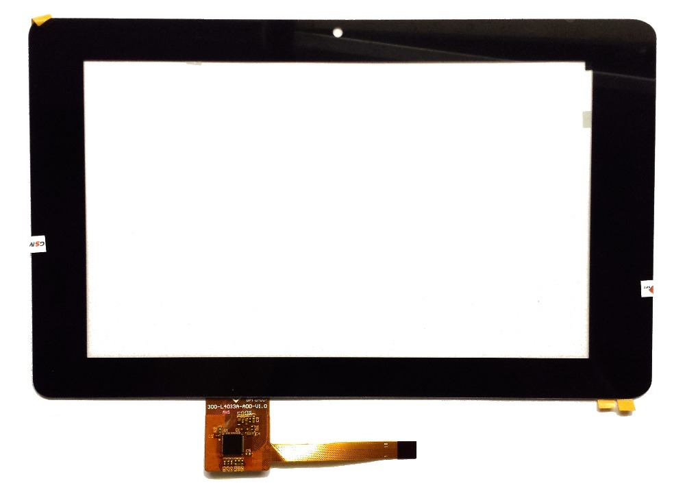 New 7'' inch Digitizer Touch Screen Panel glass For Ritmix RMD-745 Tablet PC black new 10 1 ritmix rmd 1029 rmd1029 tablet touch screen panel digitizer glass sensor replacement freeshipping