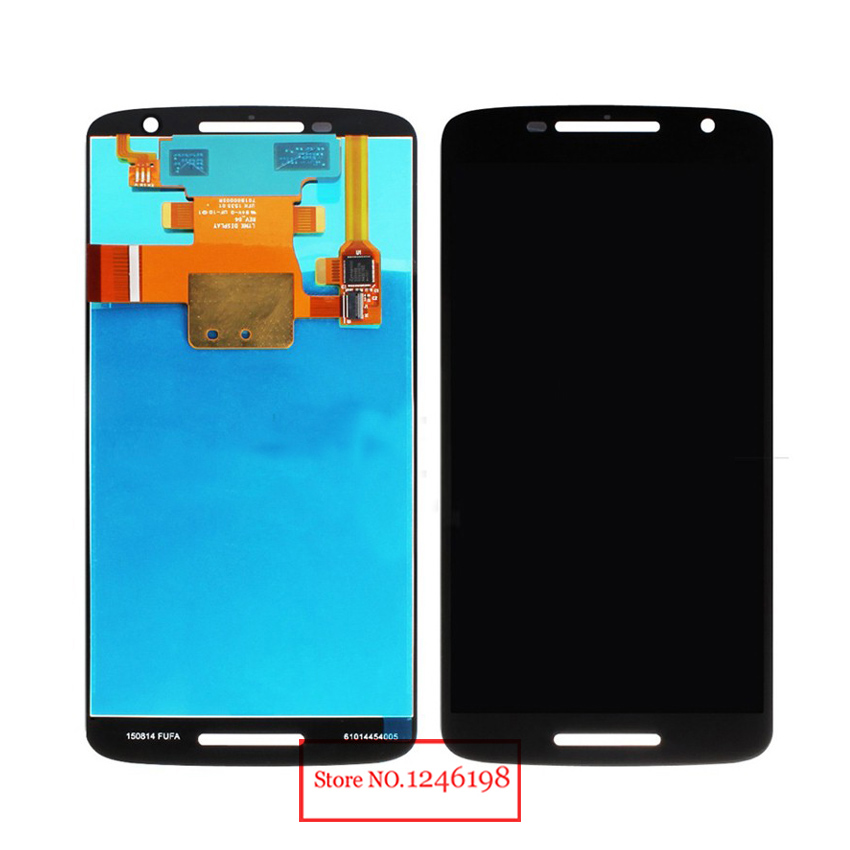 TOP Quality LCD Display With Touch Screen Digitizer Assembly For Motorola MOTO X Play X3 XT1562 XT1563 Phone Parts Free Shipping