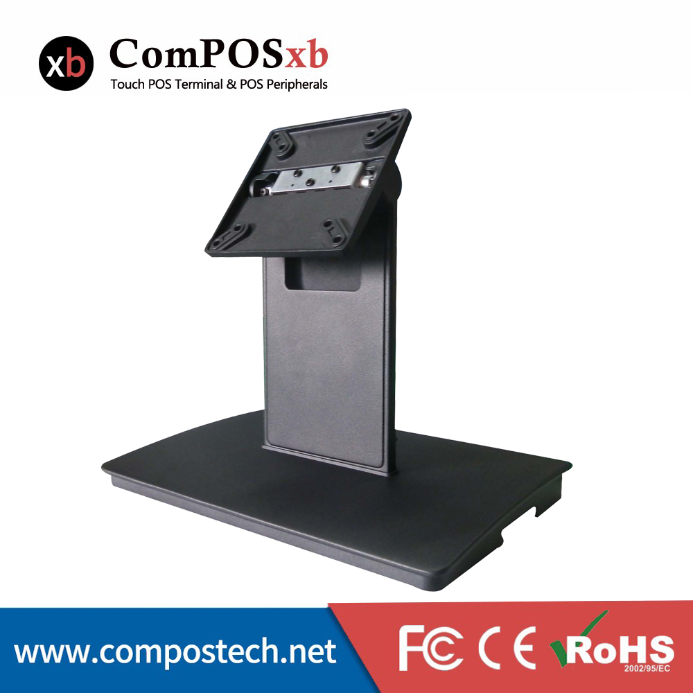 Desktop Aluminum Alloy 10 inch-<font><b>32inch</b></font> Lcd/Vesa/ Touch <font><b>monitor</b></font> /All In One POS Stand image