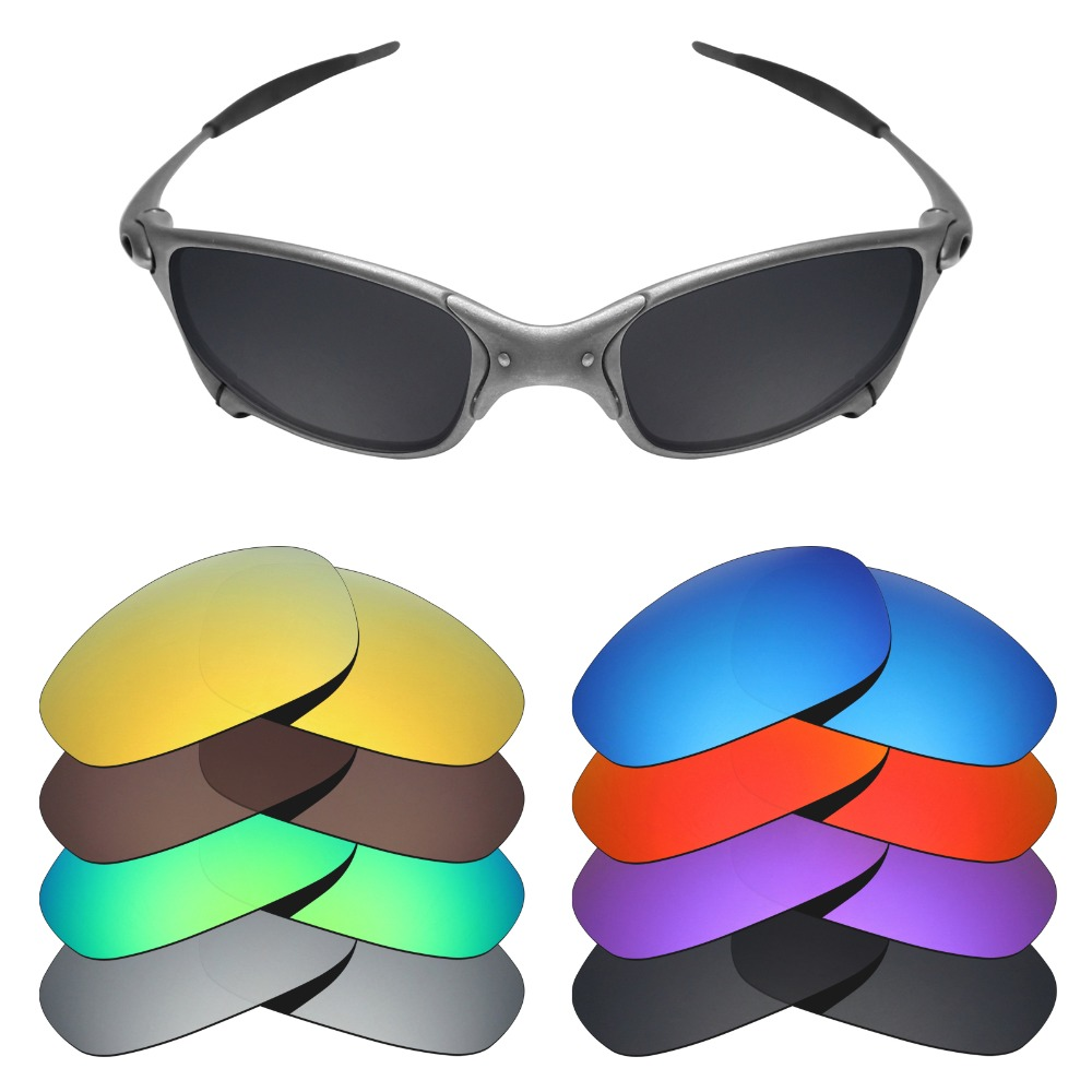 Mryok Polarized Replacement Lenses &  Accessories & Repair Tools For Oakley Juliet X-Metal Sunglasses Lenses(Lens Only)
