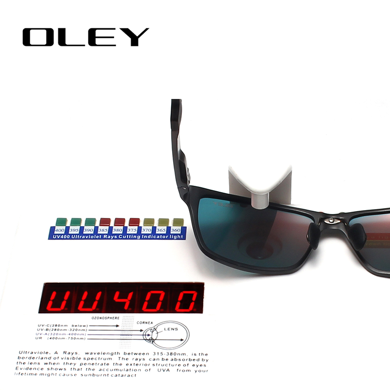 Men Polarized Lenses Sunglasses Aluminum Oculos Masculino Sun Driving Glasses