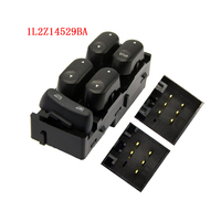 Master Power Window Switch Driver Side Left For Ford Mercury Explorer Mountaineer Excursion 2001 2005 1L2Z14529BA