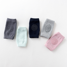 1 Pair Baby Knee Pad Kids Safety Crawling Elbow Cushion Infant Toddler Leg Warmer Knee Support Protector Baby Kneecap Leg Warmer