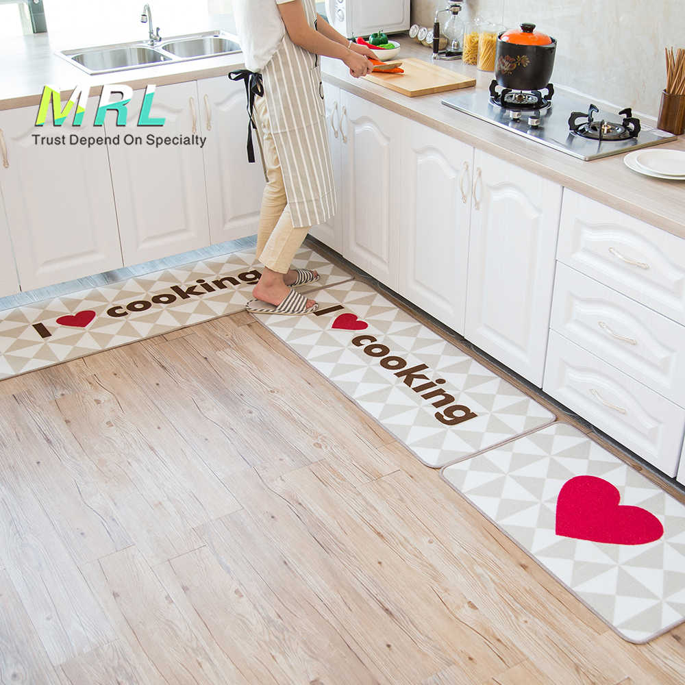 Giriş paspas Modern alan kilim kaymaz pişirme mutfak halılar dekoratif paspaslar oturma odası çocuk odası paspaslar