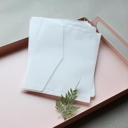 Цветная бумага Ретро полупрозрачные Винтаж записи бумажные конверты для свадьбы письмо Приглашения конверт для денег Zakka подарок