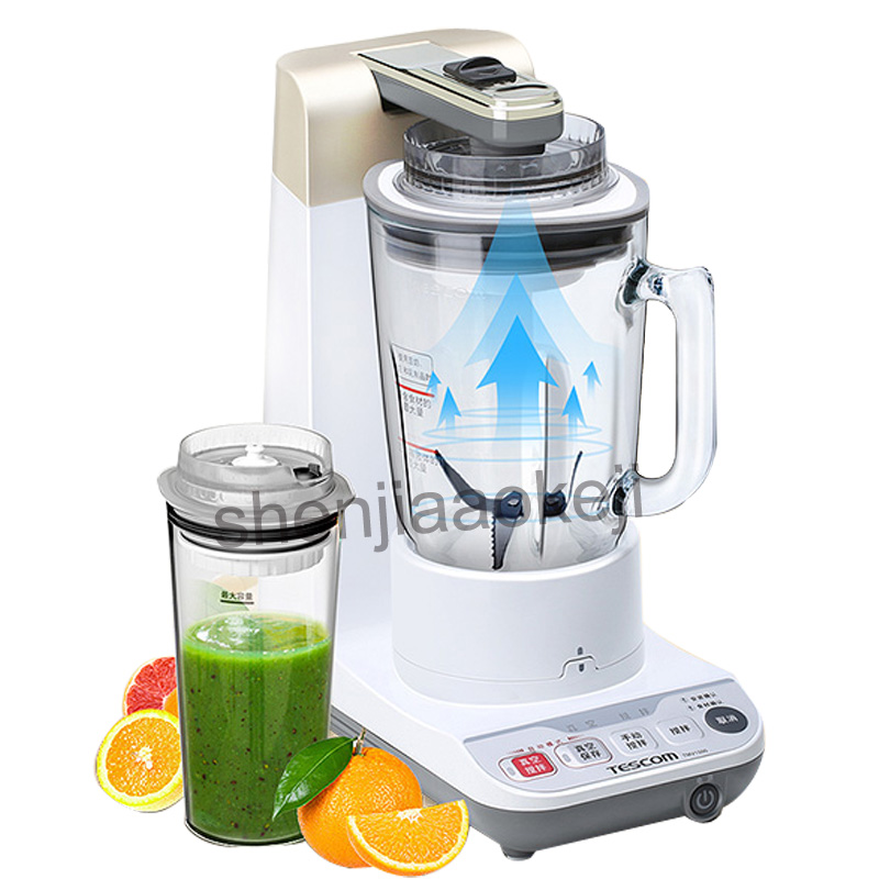 1PC TMV1500 Electric Vacuum Food Blender food mixer 780ML automatic home baby food blender vacuum fruit  juice machine 220V rbm 767a 2200w home automatic multi functional fruit and vegetable ice sand bean milk mixer fried fruit juice broken machine 2l