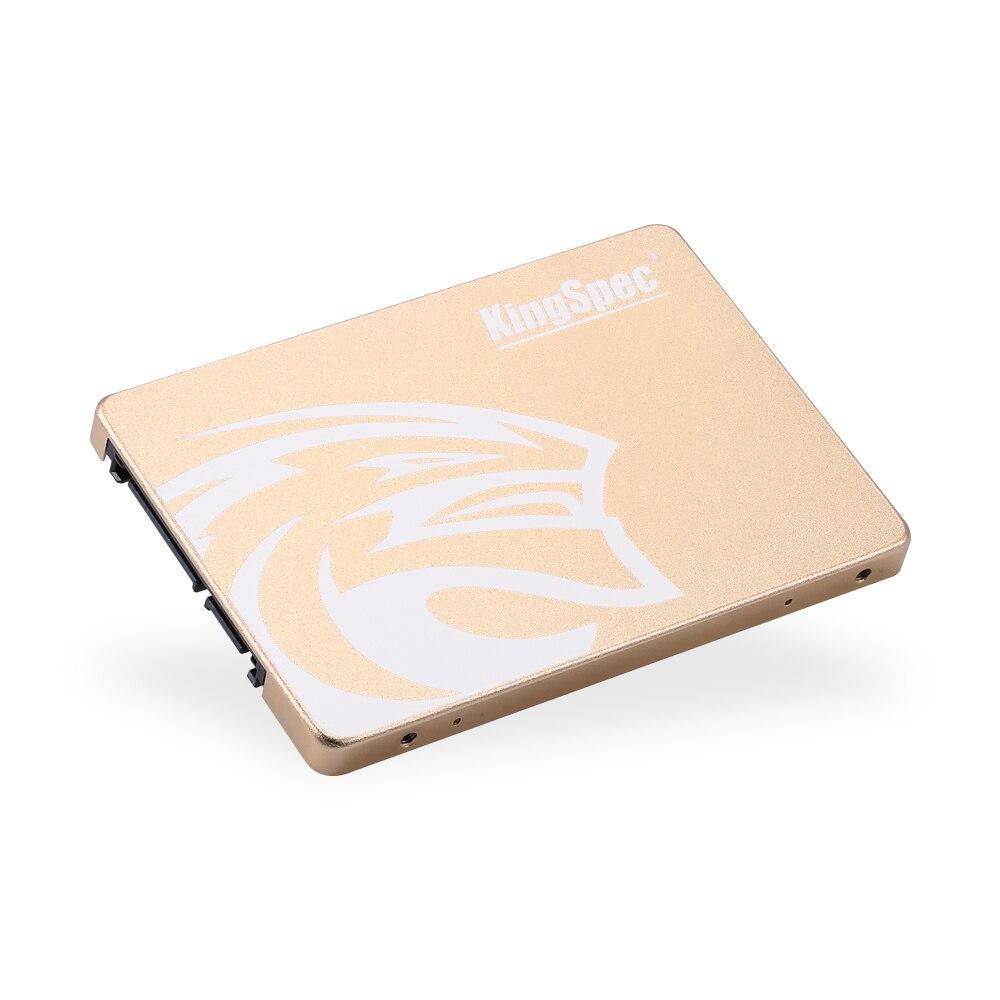 Envío Gratis SSD HDD 2,5 SATA3 SSD 480 gb SATA III 500 gb SSD 7mm interior de unidad de estado sólido de oro caja de Metal para el ordenador portátil de Escritorio PC - 3