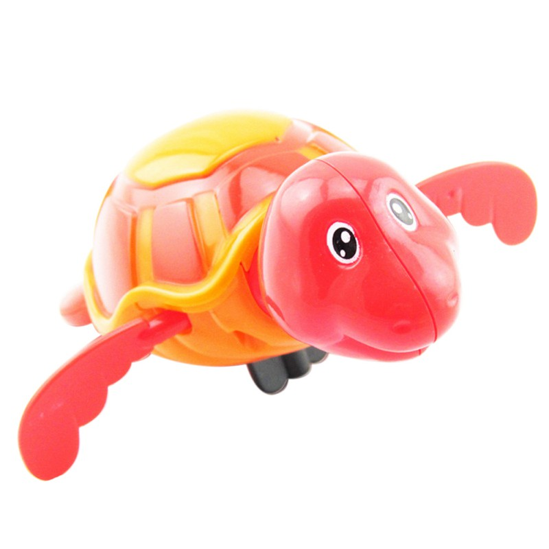 Baby-Bath-Toy-Swim-Bath-turtle-Floating-Water-wound-up-chain-Baby-Children-Classic-Toys-Random-Color-1