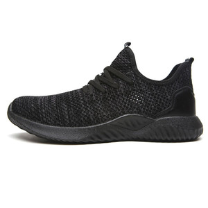 Image 2 - DEWBEST Lavoro Lavoro scarpe traspirante moda Sport, Accessori sicurezza scarpe di protezione, di sicurezza stivali scarpe per gli uomini