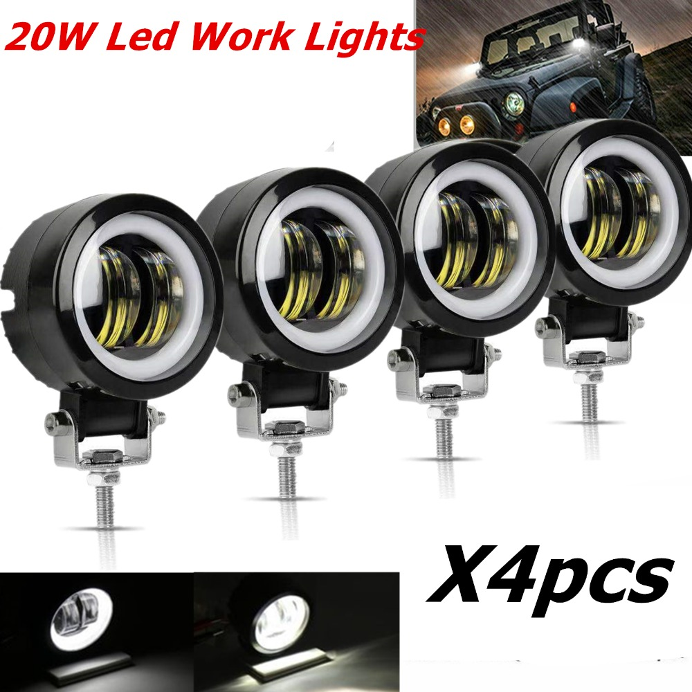 21INCH 54W LED WORK LIGHT BAR Single ROW DRIVING LAMP for UTE ATV SUV JEEP SLIM