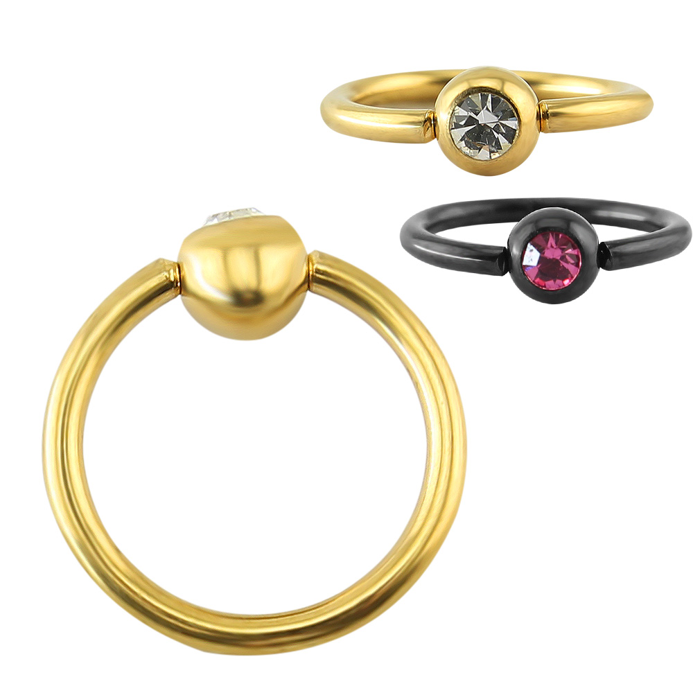 India Septum Clicker Piercing Jewelry Big Nose Ring Hypoallergenic Surbical Steel  Septum Piercing Rings Body Jewelry body jewelry