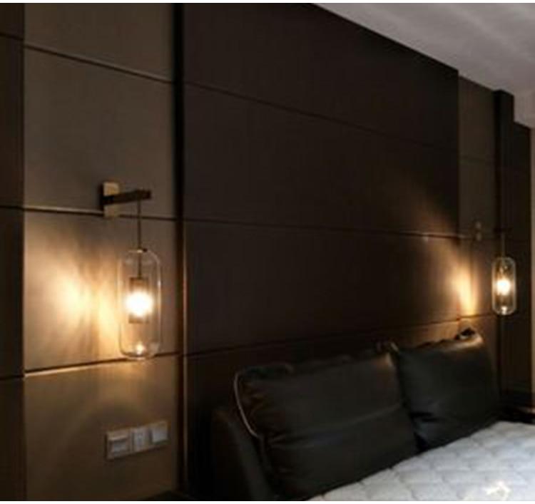 Mur Or Chevet Salle De Noir Design Chambre Lampes Italie Intérieure Lampe Applique Miroir Lumière Scone Intérieur Moderne Décoration Murale 0wPknO8