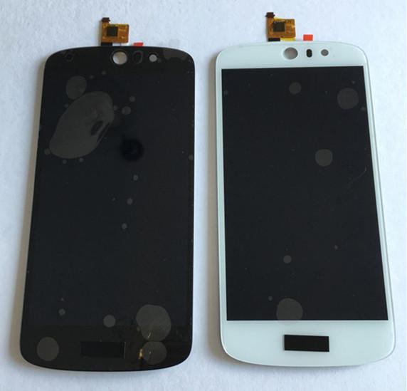 Lcd pantalla + touch digitalizador para acer liquid z530 blanco o negro color de envío gratis